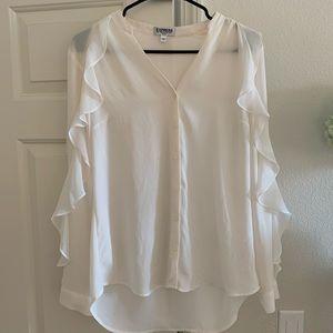 Express Portofino Shirt Sheer - Medium